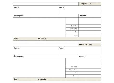 create a template inputting receipts rent receipt pdf rent receipts pdf template