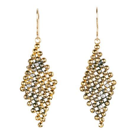 Dangle Earring faceted dangle earrings jenne rayburn