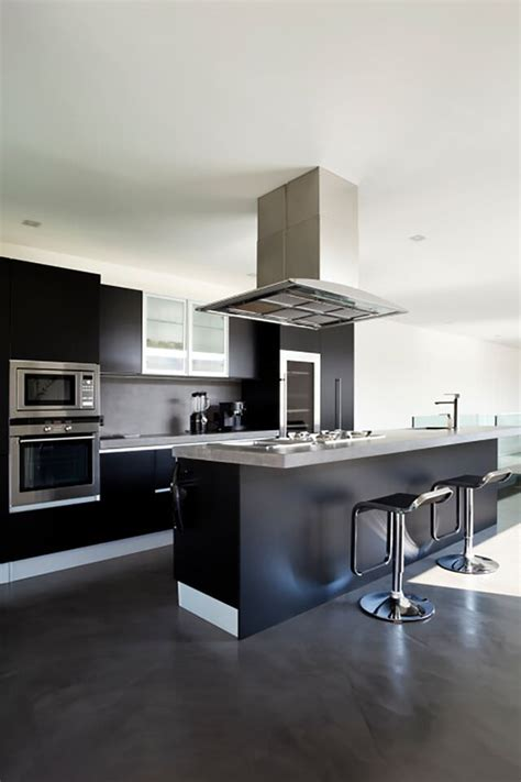 Kitchen Island Stove Top by 44 Kitchens With Double Wall Ovens Photo Examples
