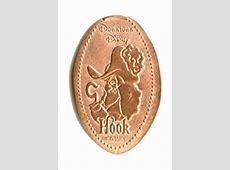 Hand Crank Penny Press Machines DownTown Disney Elongated Penny Press