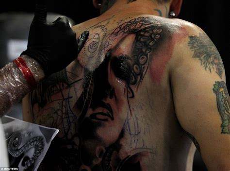 tattoo artist quiz vires and angels of death show off body art in colombia