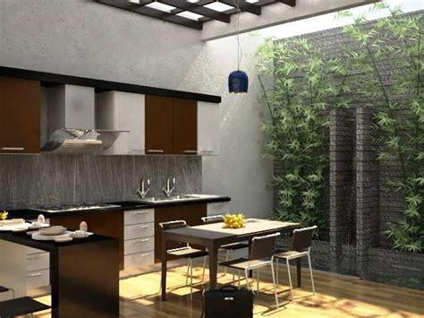 desain dapur terbuka minimalis desain dapur terbuka