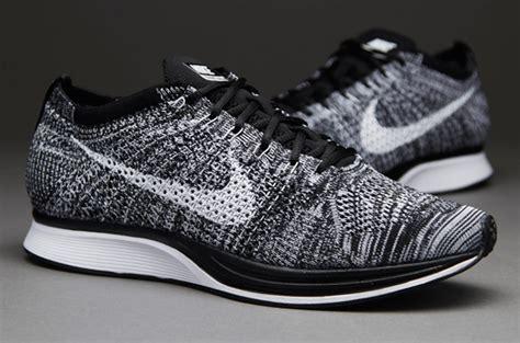 Nike Racer Flyknit Sepatu Sneaker Fashion Murah Nike Running 1 nike flyknit racer 2 0 oreo