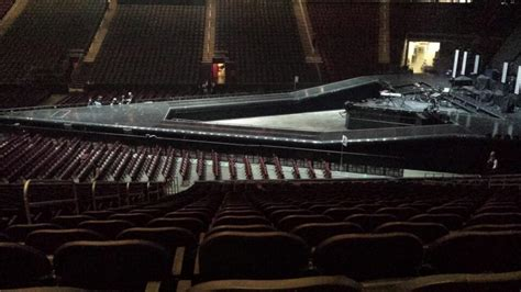 9 center section prudential center section 9 concert seating