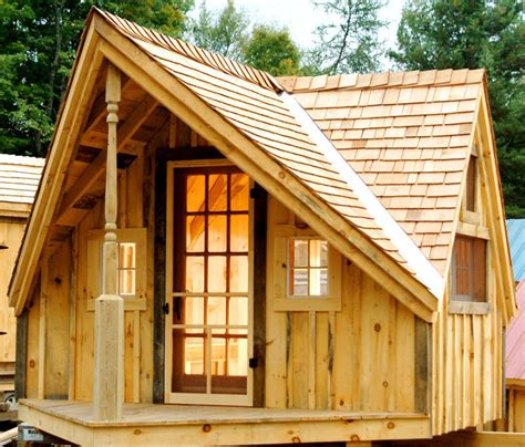 diy guest house diy plans 12x14 writer s haven storage shed art studio guest play house 22 62