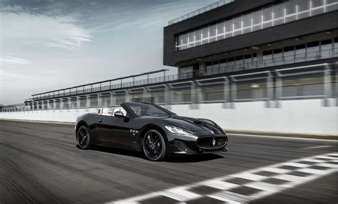 Drop Top Maserati Maserati Granturismo Special Edition Geneva Show