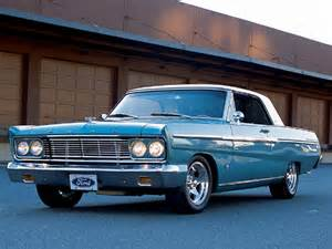 65 Ford Fairlane 500 1965 Fairlane Out Mustang And Fords