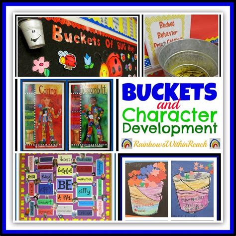 character education themes elementary 17 best images about have you filled your bucket on