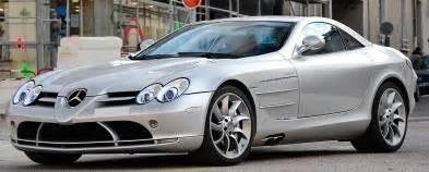 Mclaren Mercedes Mercedes Slr Mclaren