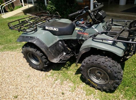 2002 Suzuki 250 Quadrunner Looking At A 97 Quadrunner 250 Page 2 Suzuki Atv Forum