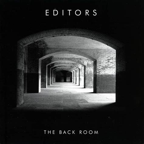 editors the back room records lps vinyl and cds musicstack