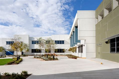 Futon College by Fulton College Preparatory School Turner Construction Company