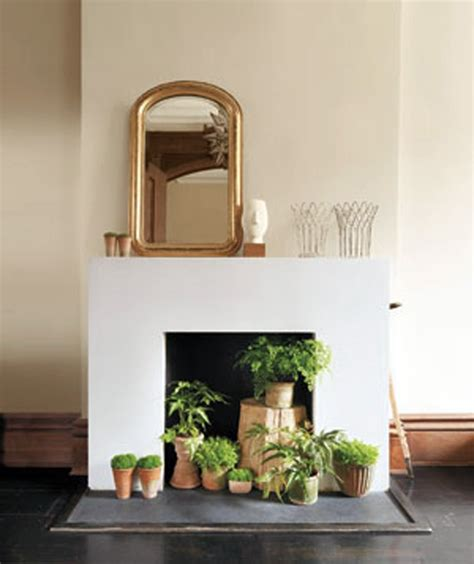 unused fireplace ideas fireplace decorating ideas fireplace pinterest