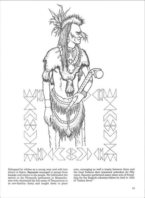 20 best coloring pages lineart native americans images on