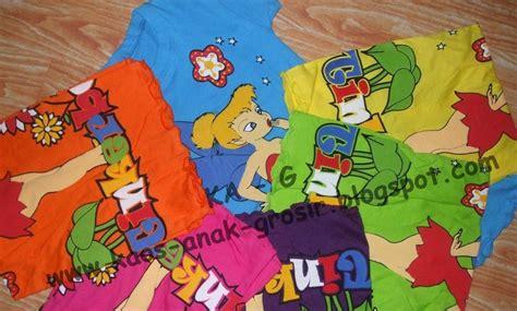 Stelan Anak Polo Lengan Pendek Garis 5 Warna Celana Tanggung Hitam kaos anak grosir ka g daster karakter