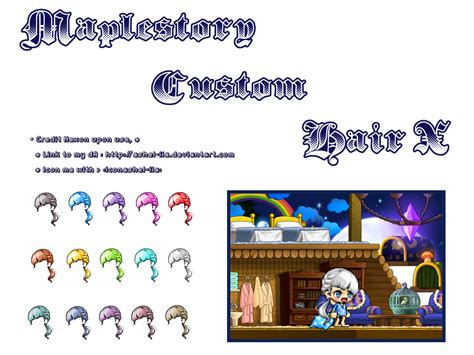 maplestory hair style locations 2015 maplestory 2015 winter hair maplestory europe custom hair