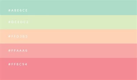 2016 best color palettes 8 awesome color combinations schemes for your 2016