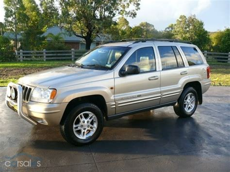 2000 Jeep Wj 2000 Jeep Grand Limited Wj Suv Cars For