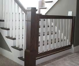 White Wooden Stair Gate by 25 Best Ideas About Stair Gate On Pinterest Diy Baby