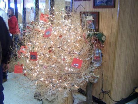 tumbleweed christmas tree texas pinterest