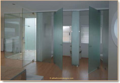 Glass Bathroom Door by Bathroom Doors An Important Part Of Your Bathroom Design