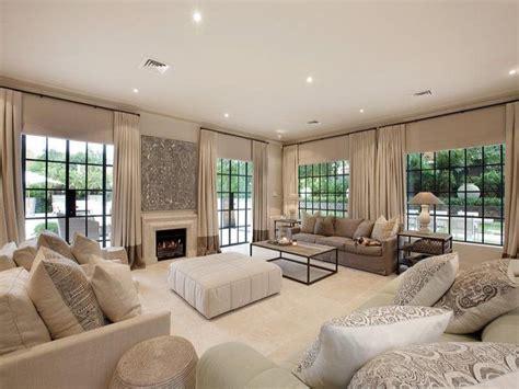 beautiful living room ideas   beige carpet