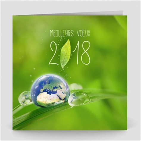 Carte De Voeux Gratuite by Cartes De Voeux 2018 Personnalis 233 Es Ooprint