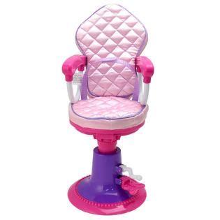 Doll Hair Salon Chair by 18 Quot Doll Salon Chair W Accessories