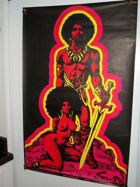 1970 black light posters 301 moved permanently