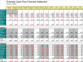 cash flow forecasts assess a project s future earnings