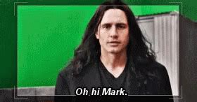 the room oh hi the disaster artist wiseau gif thedisasterartist tommywiseau jamesfranco discover