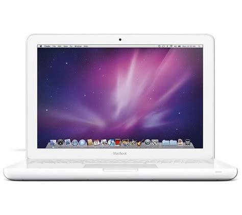 Macbook Refurbished refurbished white apple macbook 13 3 quot 2 duo 2 4 ghz 2 gb ram mc516b a