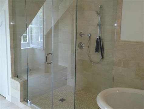 Custom Glass Shower Door by Custom Glass Shower Doors More Abc Glass Showers