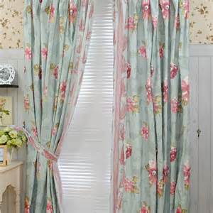Girls Bedroom Curtains bedroom country girls like cotton blending curtains two panels