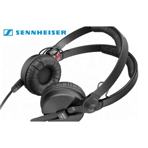sennheiser hd 25 1 ii headphones equipment