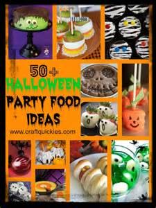 50 Halloween Party Food Ideas