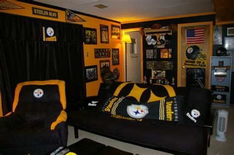 steelers bedroom pittsburgh steelers design ideas joy studio design