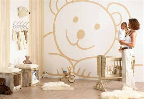 Baby Nursery Wall Decor Ideas 6 Lovely Wall Design Ideas For Room Home Interior Design Ideashome Interior Design Ideas