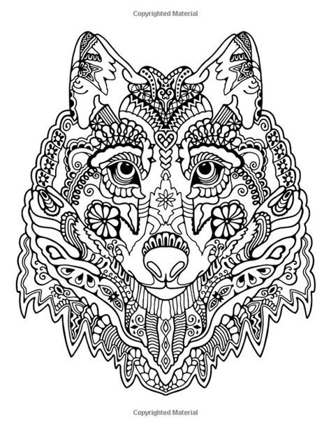 coloring pages for adults stress relief awesome animals a stress management coloring book for