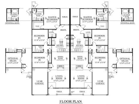 1000 ideas about duplex plans on pinterest duplex house plans duplex floor plans and duplex duplex floor plan house floor plans