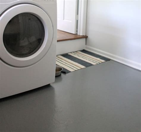 3 types of recommended laundry room floor paints flooring ideas floor design trends