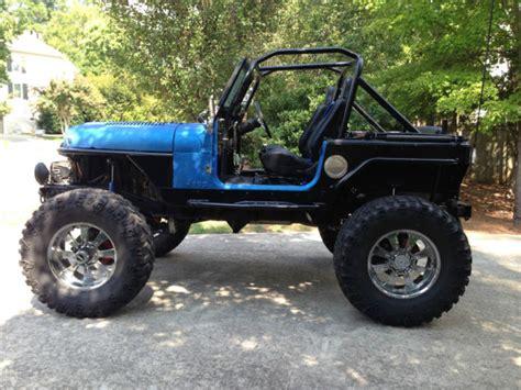 custom cj jeeps for sale custom built jeep cj7 rock crawler with many options for