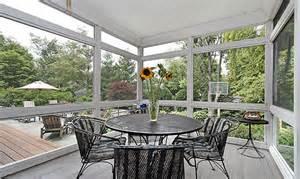 20 beautiful glass enclosed patio ideas
