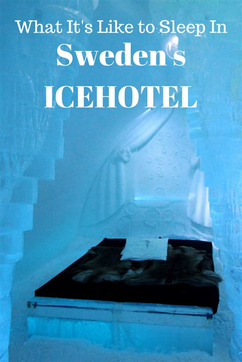 is it to sleep in a cold room what it s like to stay in sweden s icehotel travel the world