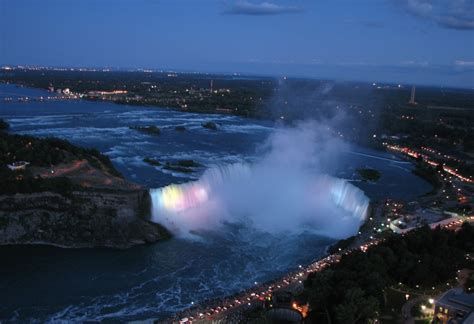 niagara falls night wallpaper niagara falls at night