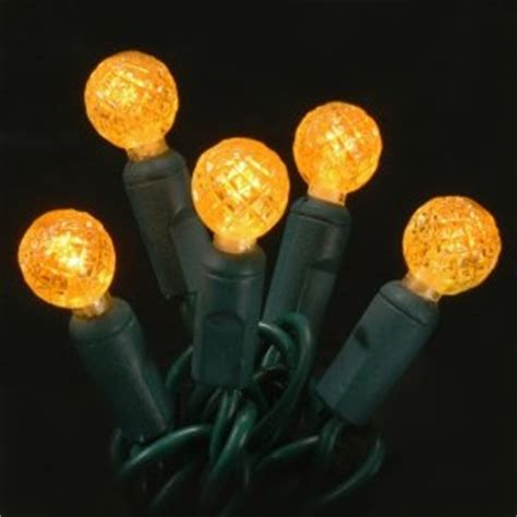 g12 orange led christmas lights go green led bulbs