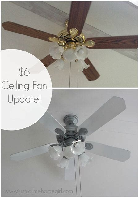 family dollar ceiling fans how to update an old looking fan for around 6 bucks
