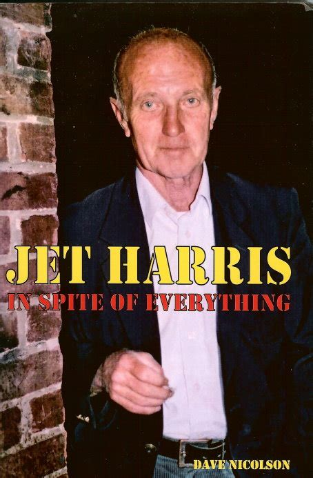 jet harris biography untitled document www leosden co uk