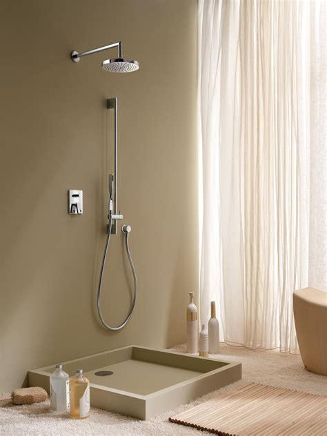 rubinetterie doccia nastro rubinetteria doccia ritmonio architonic