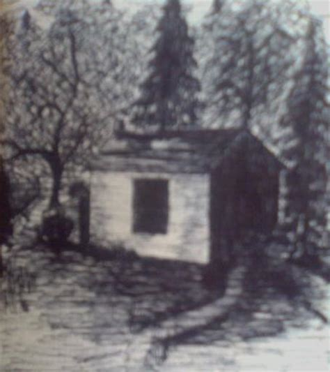 Walden Pond Thoreau Cabin by Thoreau S Cabin At Walden Pond By Emptyscarecrow On Deviantart